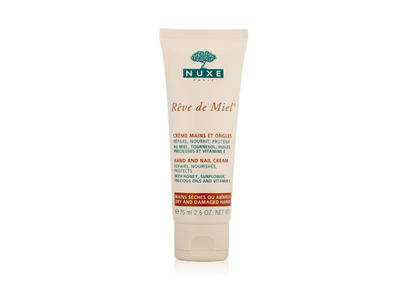 Nuxe Paris Rêve de Miel Hand and Nail Cream