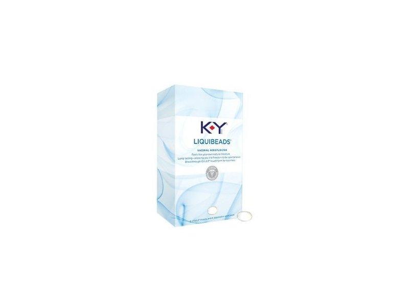 K-Y® LIQUIDBEADS® Vaginal Moisturizer