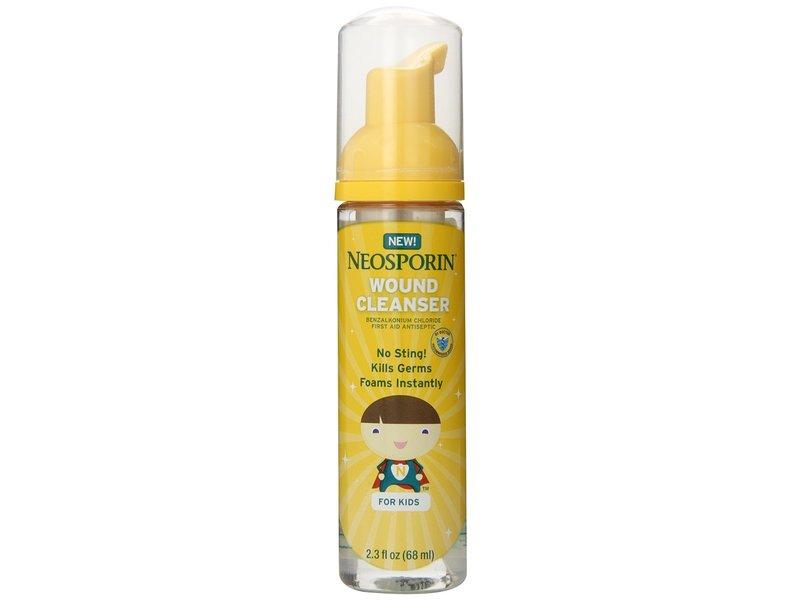 Neosporin Wound Cleanser for Kids, johnson & johnson