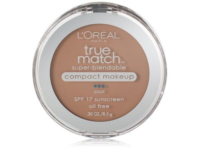 L'Oreal Paris True Match Super-Blendable Compact Makeup, Classic Beige - Image 1