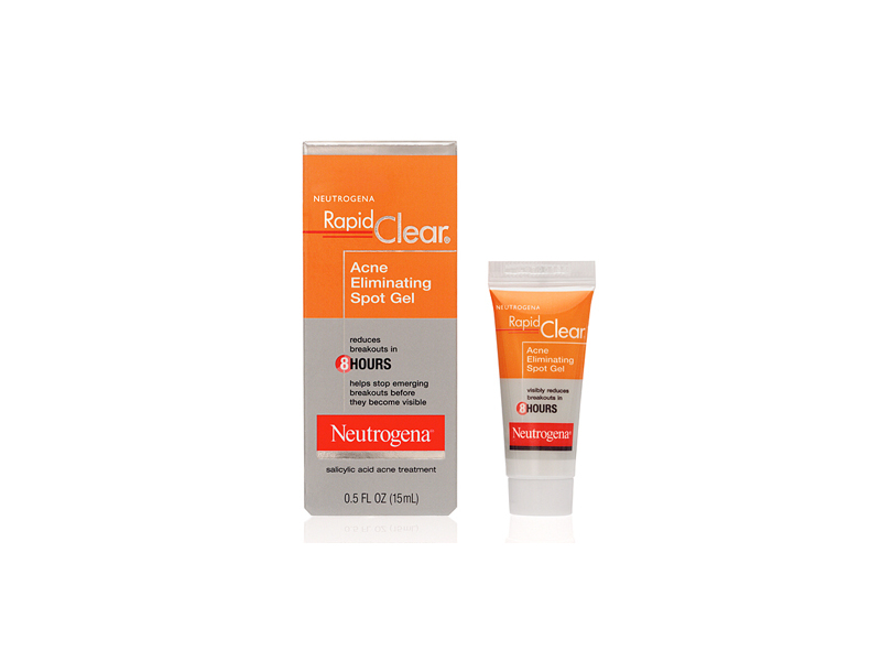 Neutrogena Rapid Clear Acne Eliminating Spot Gel, Johnson & Johnson