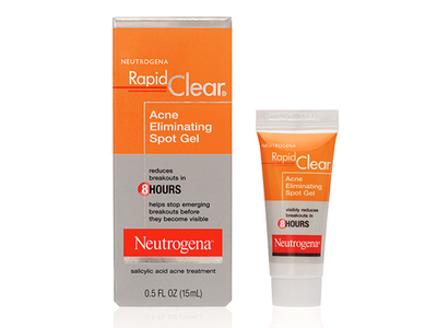 Neutrogena Rapid Clear Acne Eliminating Spot Gel, Johnson & Johnson - Image 1