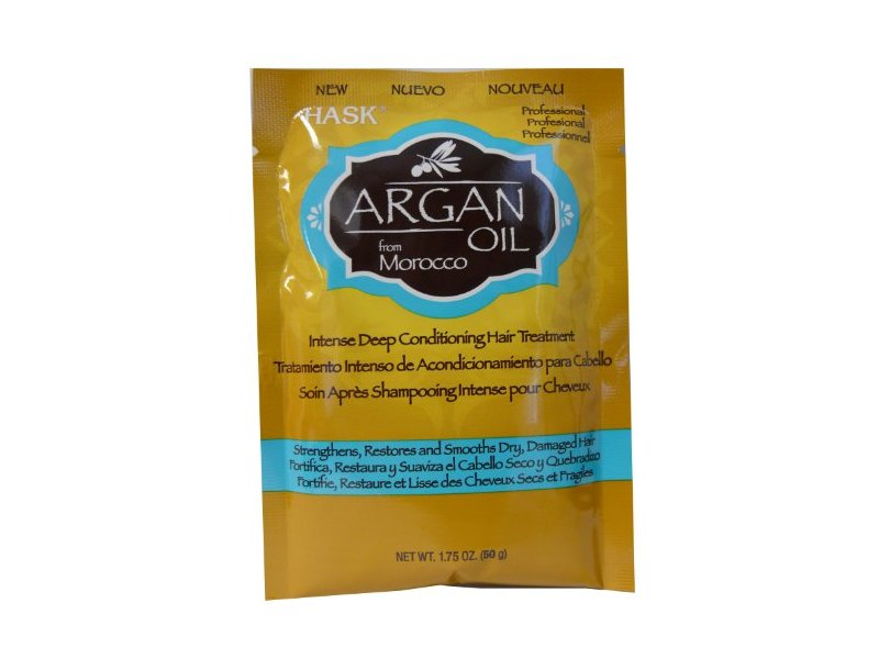 Hask Argan Oil Intense Deep Conditioning Hair Treatment, 1.75 Ounce