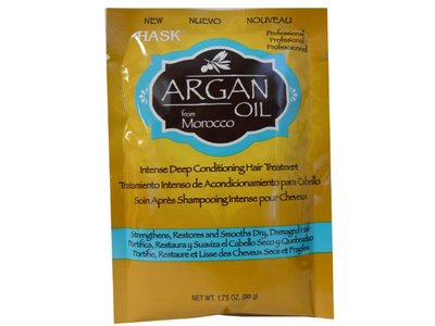 Hask Argan Oil Intense Deep Conditioning Hair Treatment, 1.75 Ounce - Image 1