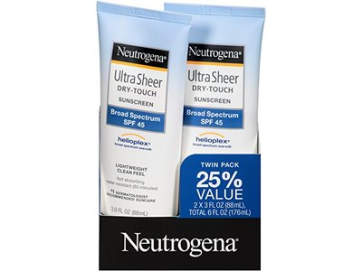 Neutrogena Ultra Sheer Dry-touch Sunscreen Broad Spectrum SPF-30, Johnson & Johnson - Image 8