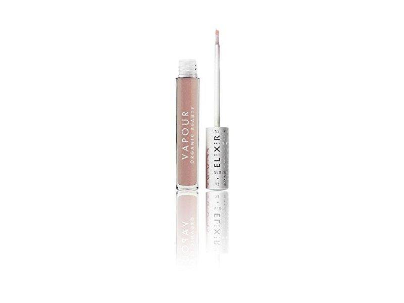 Elixir Plumping Lip Gloss, Vapour Organic Beauty