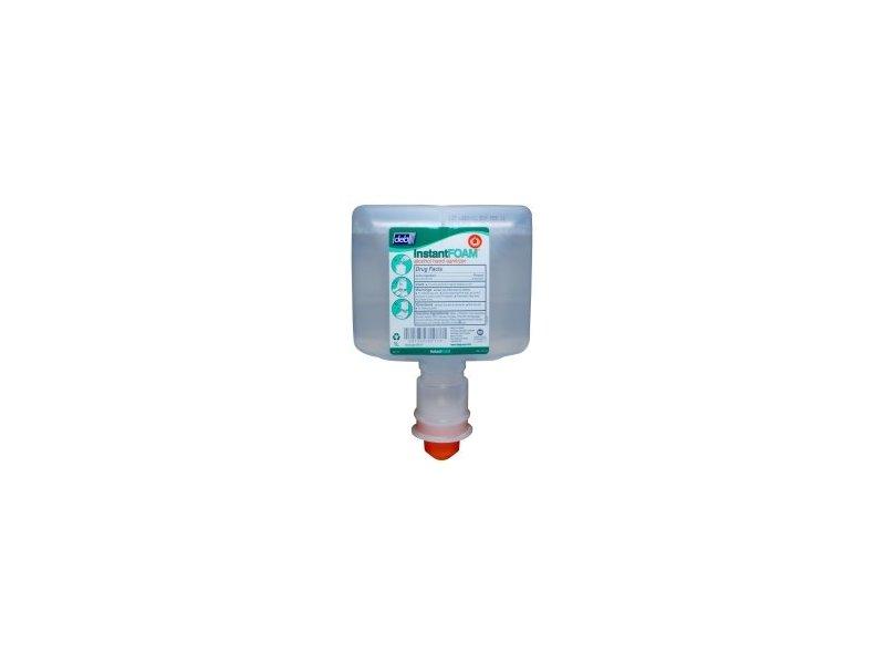 Deb InstantFOAM Alcohol Hand Sanitizer, 33.8 fl oz