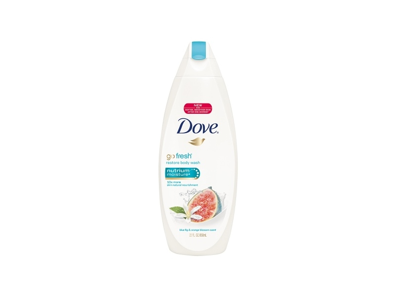 Dove Restore Body Wash, Blue Figs & Orange Blossom