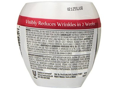 Pond's Anti-Wrinkle Cream, Rejuveness, 7 Ounce - Image 4
