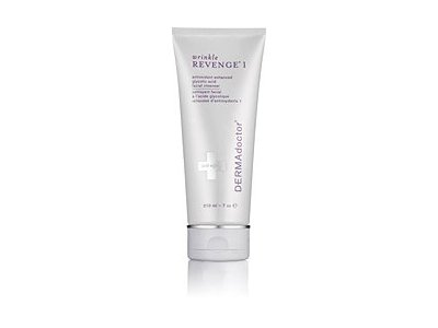 Dermadoctor Wrinkle Revenge 1 Antioxidant Enhanced Glycolic Acid Facial Cleanser - Image 1