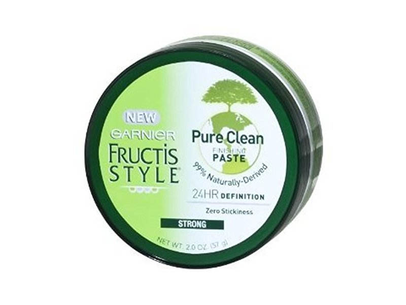 Garnier Fructis Style Pure Clean Finishing Paste, 2 oz. (Pack of 6)
