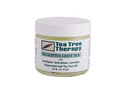 Tea Tree Therapy Eucalyptus Chest Rub