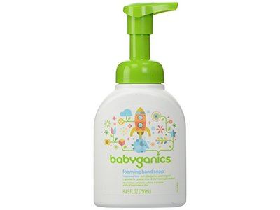 BabyGanics Hand Soap UNSC