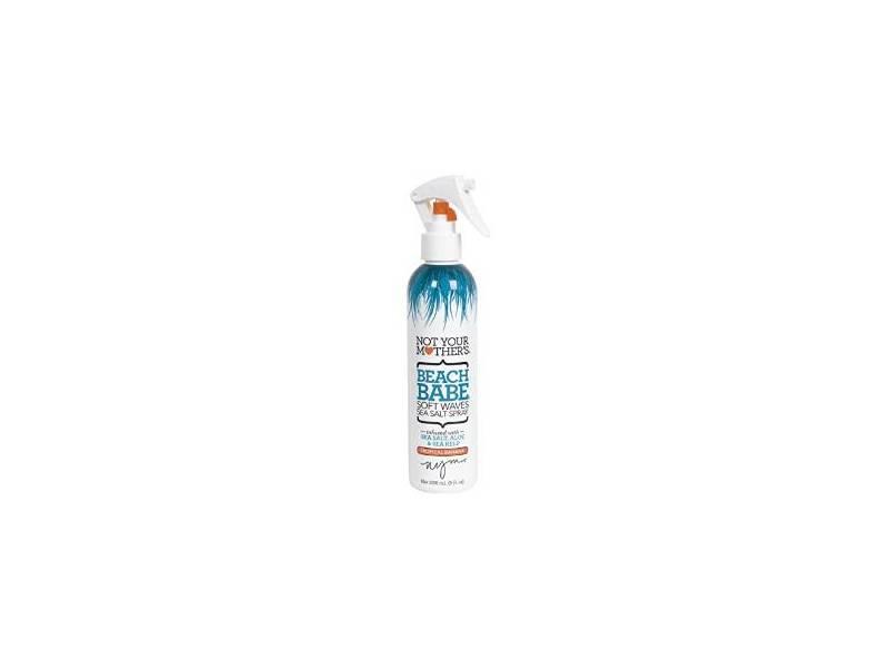 Not Your Mother's Beach Babe Soft Waves Sea Salt Spray, 8 oz