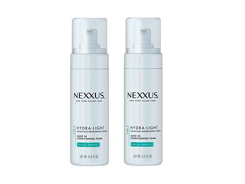 Nexxus Hydra-light Weightless Moisture Leave-in Conditioning Foam, Unilever