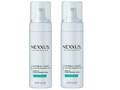 Nexxus Hydra-light Weightless Moisture Leave-in Conditioning Foam, Unilever - Image 1