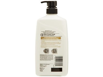 Pantene Pro-V Daily Moisture Renewal Hydrating Conditioner 28 fl oz with Pump (Product Size May Vary) - Image 3