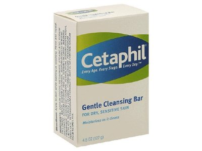 Cetaphil Gentle Cleansing Bar, Galderma - Image 1