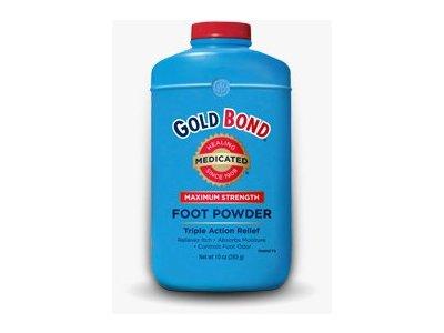 Gold Bond Medicated Foot Powder,10 Oz