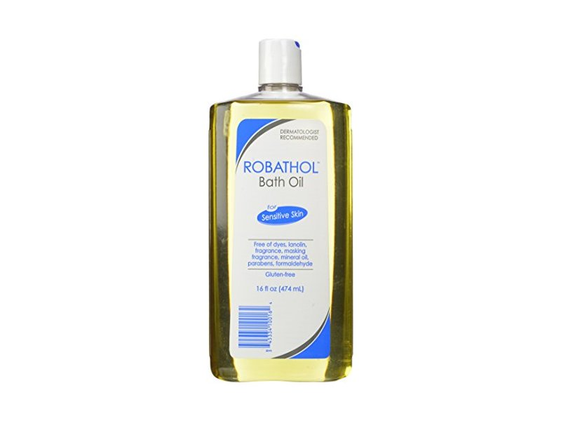 Robathol Bath Oil, 16 fl oz