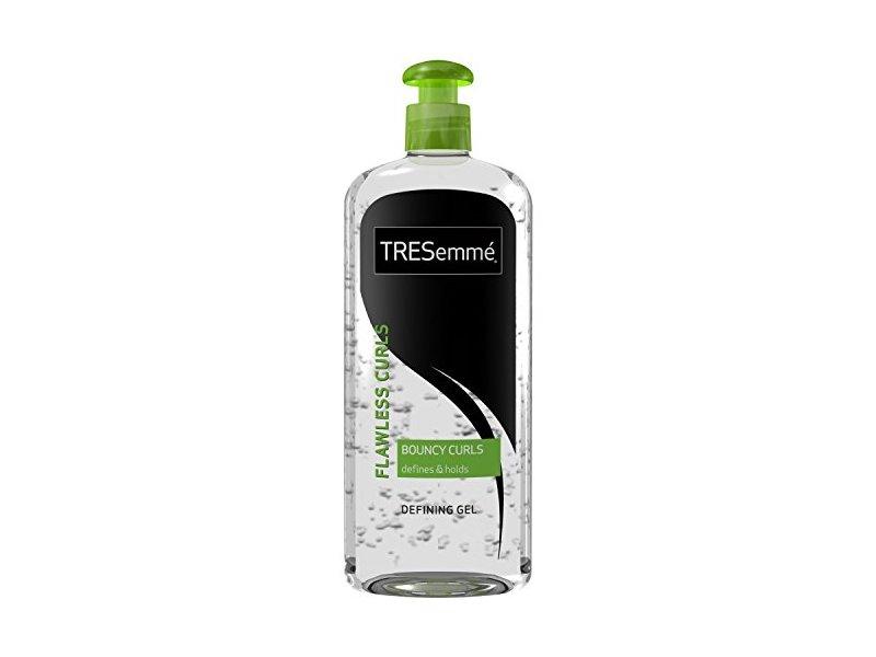 TRESemme Gel, Flawless Curls 8 oz (Pack of 6) Ingredients ...