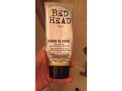 TIGI Bed Head Dumb Blonde Conditoner, 6.76 fl oz - Image 3