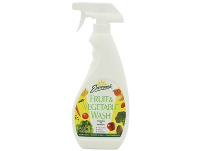 Environne Fruit & Vegetable Wash, 22-Ounce Bottle