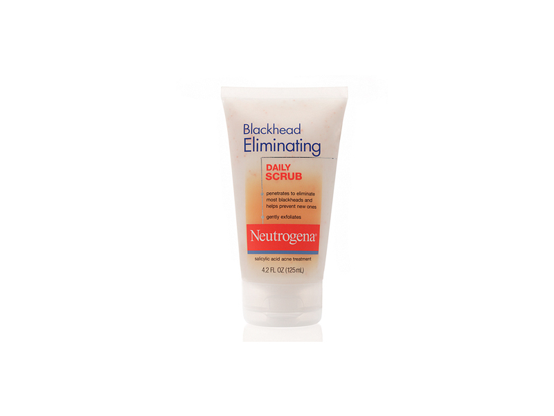 Neutrogena Blackhead Eliminating Daily Scrub, Johnson & Johnson
