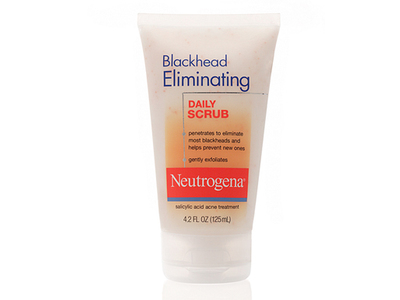Neutrogena Blackhead Eliminating Daily Scrub, Johnson & Johnson - Image 1