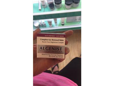 Algenist Complete Eye Renewal Balm Women, 0.5 Ounce - Image 3