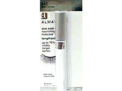 Almay One Coat Nourishing Lengthening Mascara, Revlon - Image 1