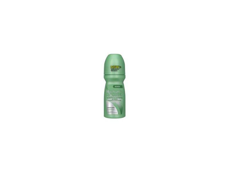 Mitchum Roll On Unperfumed Anti-Perspirant, 100 ml