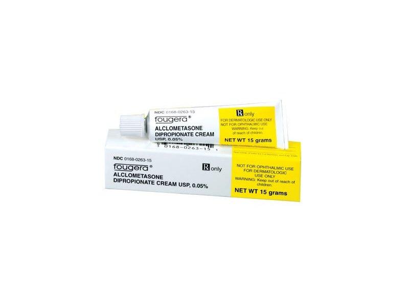 Alclometasone Dipropionate Cream 0.05% (RX) 15 Grams, Sandoz