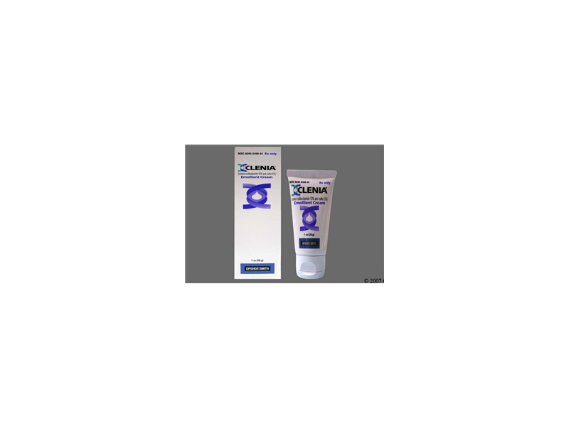 Clenia Emollient Topical Cream 10%-5% (RX), 28 Grams, Upsher-Smith Laboratories