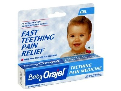 Orajel Teething Nightime Formula Ingredients And Reviews