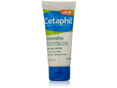Cetaphil Intensive Moisturizing Cream with Shea Butter, 3 oz (Pack of 3) - Image 1