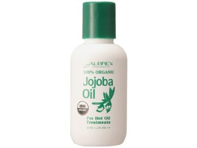 Aubrey Organics 100% Organic Jojoba Oil