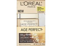 L'Oreal Paris Age Perfect Cell Renewal Day Cream, SPF 15, 1.7 Ounce - Image 4