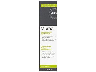 Murad Resurgence Age-balancing Night Cream - Image 3