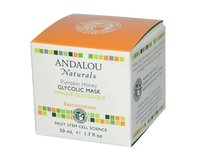 Andalou Naturals Glycolic Brightening Mask, Pumpkin Honey - 1.7 fl oz - Image 2