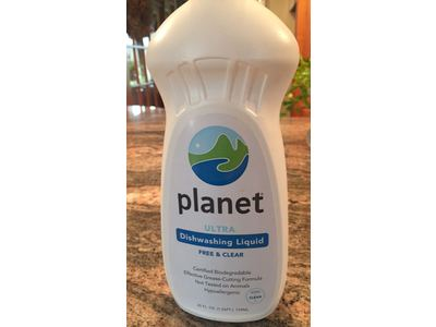 Planet Ultra Dishwashing Liquid (12x25 OZ) - Image 3