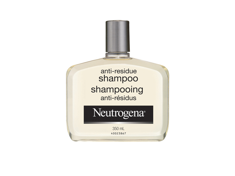 Neutrogena Anti-residue Shampoo, 350 mL