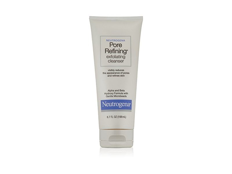 Neutrogena Pore Refining Exfoliating Cleanser, 6.7 Ounce (Pack of 12)