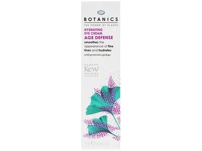 BOOTS Botanics Age Defense Hydrating Eye Cream