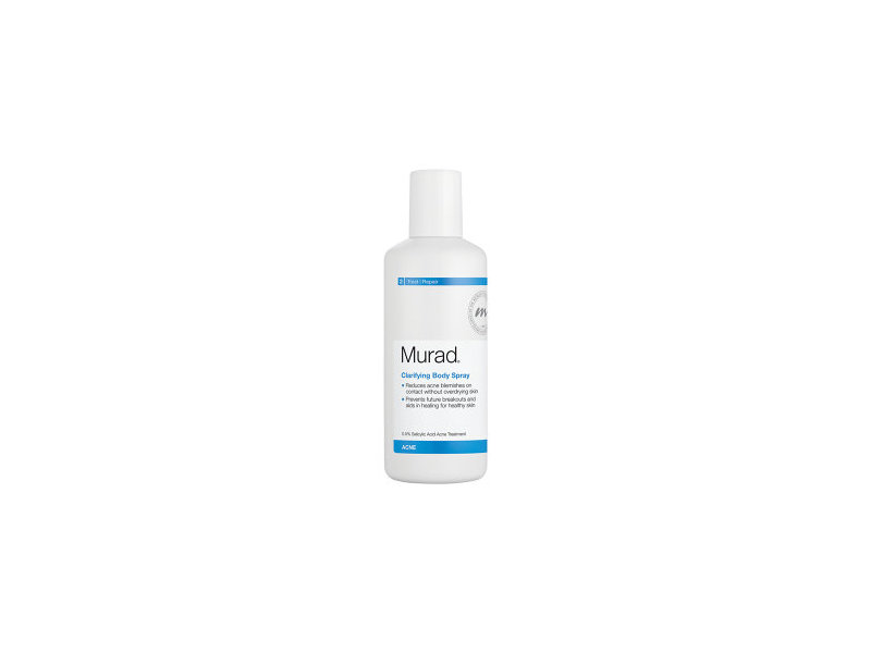 Murad Clarifying Body Spray, 4.3 fl oz