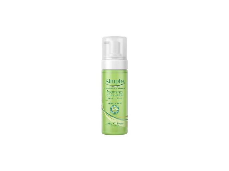 Simple Kind to Skin Foaming Cleanser, Unilever