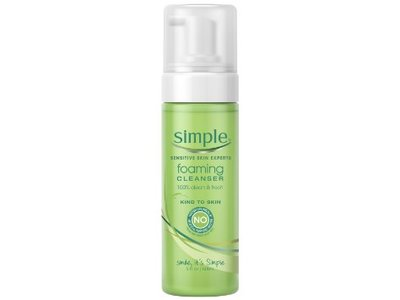 Simple Kind to Skin Foaming Cleanser, Unilever - Image 1