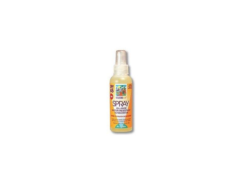 Arizona Sun Oil Free Water Resistant Sunscreen Spray