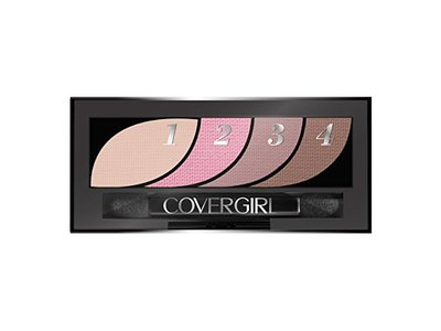 CoverGirl Eyeshadow Quads, Blooming Blushes 720, 0.06 Ounce - Image 4