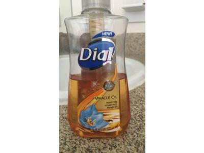 Dial Liquid Hand Soap Miracle Oil Marula 7 5 Ounce